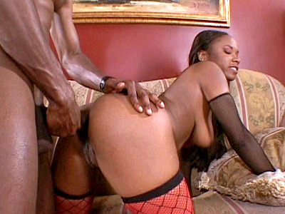 Ebony Wife Molly A-hole Plowed